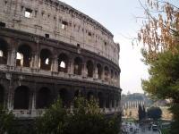 コロッセオ側面