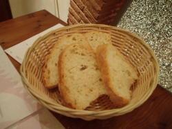 ついていたパン